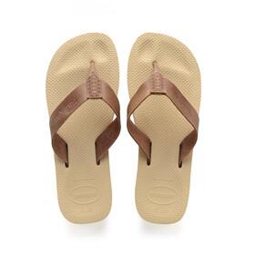 havaianas Urban Special Sandals Men beige/brown